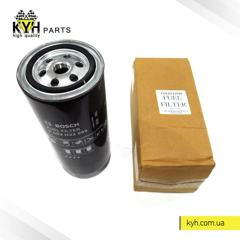 Фильтр топливный ASHOK, БОГДАН А221.12 ЕВРО-5 (Индия)