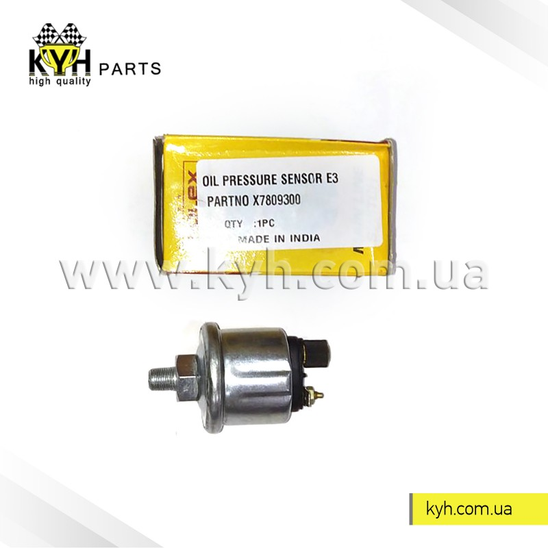 Датчик давления масла ASHOK E-3, E-4 /Индия/