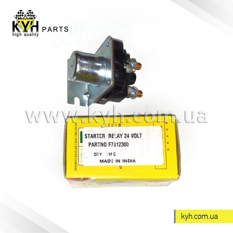 Реле стартера с выключателем втягивающего ASHOK 24В /Индия/